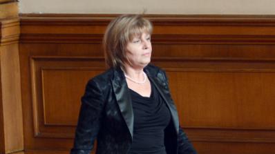 Отношението ми към старите колеги от ДПС ще бъде колегиално, обяви Мариана Георгиева (обновена)