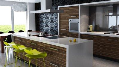 Перфектен резултат след реновиране на кухненските шкафове