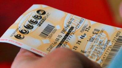 Британка унищожи в пералнята лотариен билет за 50 млн. долара