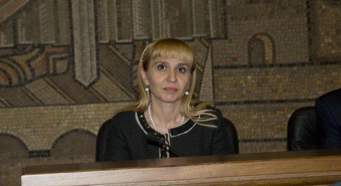 Депутатите избраха единодушно Диана Ковачева за заместник-омбудсман (видео)