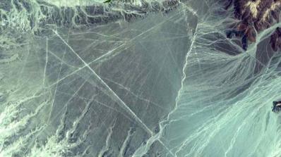 НАСА показа нови фигури от платото Наска (снимка)