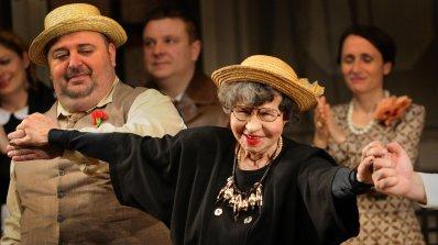 Огромен успех на Стоянка Мутафова в Мюнхен, второто представление е напълно разпродадено