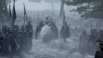 Зрелищен сблъсък между доброто и злото в ''Ловецът: Ледената война''
