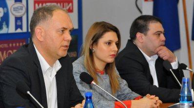 """Нова партия """"Нормална държава"""" учредява независимият Георги Кадиев (обновена+снимки+видео)"""