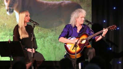 Брайън Мей и Кери Елис с концерт в София