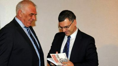 Дянков за Ваньо Танов: Отиде си много свестен човек, беше твърд с контрабандистите и политиците