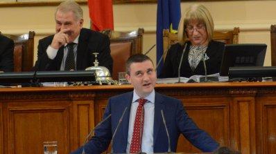 Горанов за Ваньо Танов: Генерала ще остане в паметта ни като достоен човек