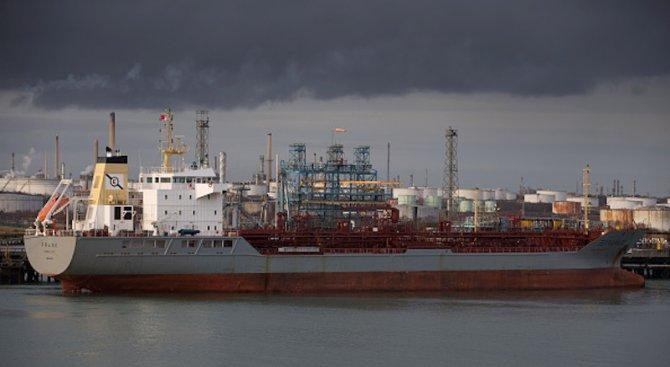 Първите количества ирански петрол в Европа са доставени
