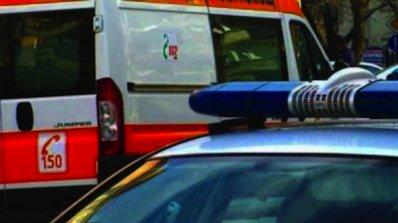 Камион удари автобус в Шумен
