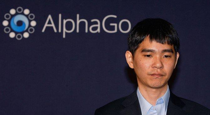 Изкуственият интелект на Google победи световния шампион в играта Го