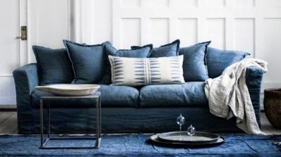 Нов хит: Мебели от деним