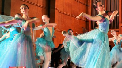 """100 малки балерини представят """"Легенди за водата"""" на 2-ри юни в НДК"""
