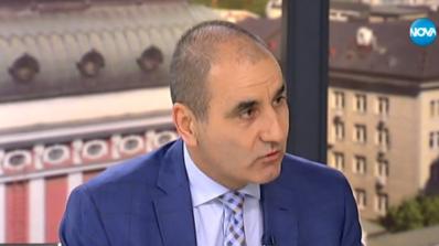 Цветанов: Нито аз, нито Борисов ще се кандидатираме за президент (видео)
