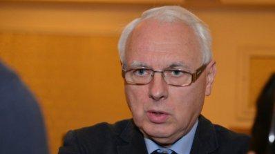 Велизар Енчев с тежки обвинения към ГЕРБ и Борисов за корупцията в ДАИ (видео)