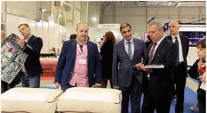 Посещение от чужбина по програма Hosted buyers на Техномебел и Светът на мебелите