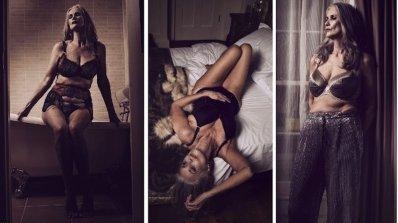 56-годишен модел е новата сензация в модния свят