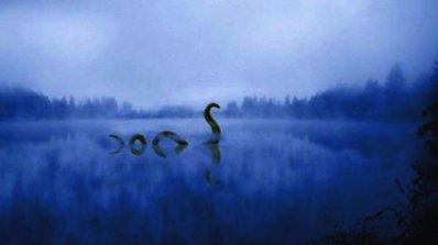 Робот откри декор от филм в езерото Лох Нес