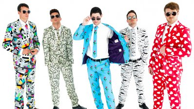 Тази компания определено скандализира мъжката офисна мода