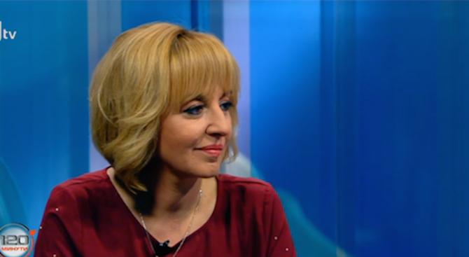Мая Манолова: Има време да се приемат и добри поправки в Изборния кодекс (видео)