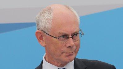 Херман ван Ромпой: Нуждаем се от все по-силна вяра в европейската идея