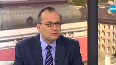 Мартин Димитров: Лъжа е, че Европа не разрешава да има 3-месечна винетка