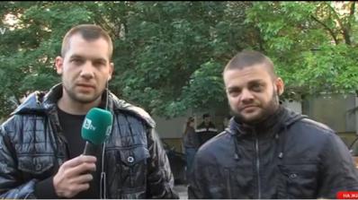 Битите момчета от Раднево: Няма смисъл да се бием с полицаите, а циганите да остават ненаказани