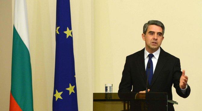 Плевнелиев недоволен от решението на НС за референдума: Колко пъти ще питаме народа един и същ въпро