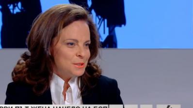 Таня Андреева: Кабинетът Орешарски падна заради ДПС