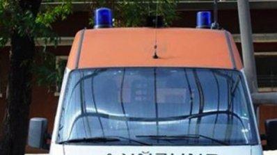 Тежка катастрофа на пътя Русе - Бяла