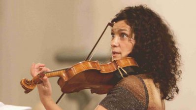 Исторически концерт с цигулка и глас на Ива Битова в Първо студио на БНР