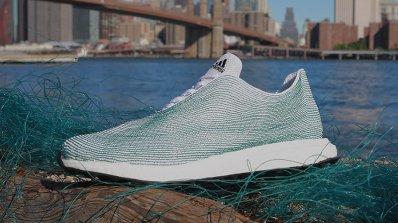 Adidas пусна обувки, изработени от рециклирани океански отпадъци