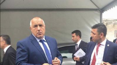 Борисов: България усилено строи газова инфраструктура, за да може газът да върви в двете посоки