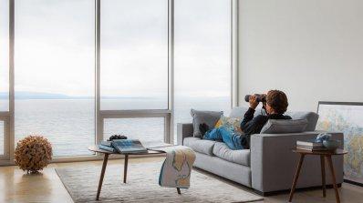 11 идеи как да увеличите визуално височината на стаята