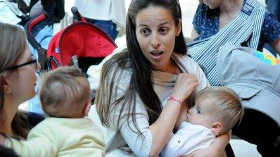 Кърмените деца имат по-малко поведенчески проблеми