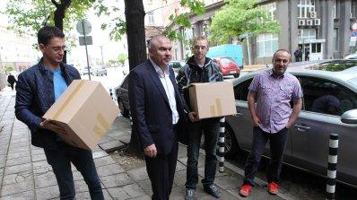 Парламентарна комисия предложи на НС да не приеме референдума на Марешки