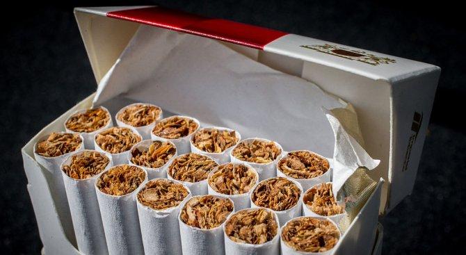 Иззеха 1090 къса цигари без акцизен бандерол