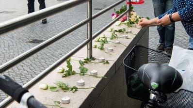 Ден на траур в Бавария след стрелбата в Мюнхен (снимки)
