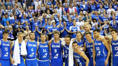 Исландия мечтае и за баскетболен подвиг