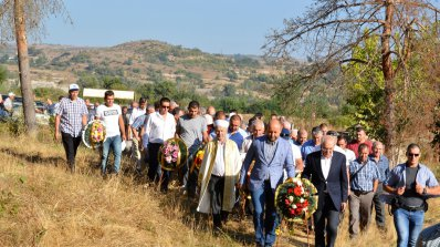Партията на Местан почете паметта на българския Мандела