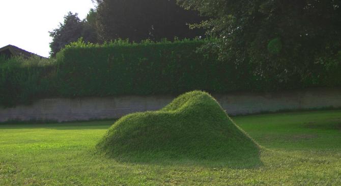 Уникален стол от трева може да израсте и във вашия двор