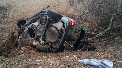 Мъж е загинал при катастрофа край Стара Загора