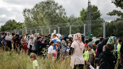 Темата за мигрантите ще е основна при срещата на Меркел с Борисов