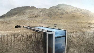 10 скални къщи, които издигат стила на нови нива