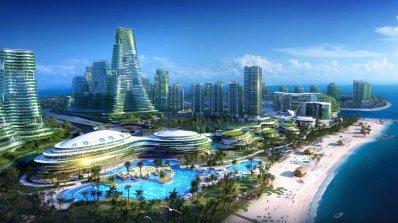 Ще успее ли Forest City - еко проект за милиарди долари