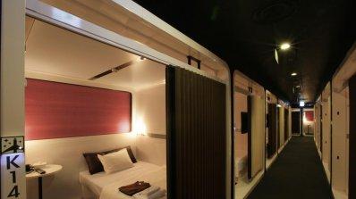 Тези разкошни капсулни хотели са много търсени в Япония