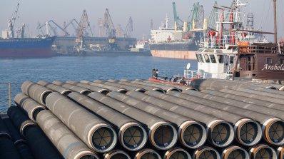"""Газпром"" очаква разрешение за ""Турски поток"""