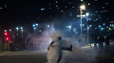 Отстраняването на Дилма Русеф запали бразилския град Сао Паулу (видео)