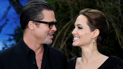 Как Брад Пит и Анджелина Джоли отпразнуваха 2 години брак?
