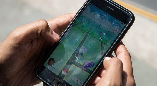 Играч на Pokemon Go случайно откри плантация с канабис