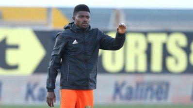 Камерунец качи ЦСКА-София 2 на върха в класирането на Втора лига